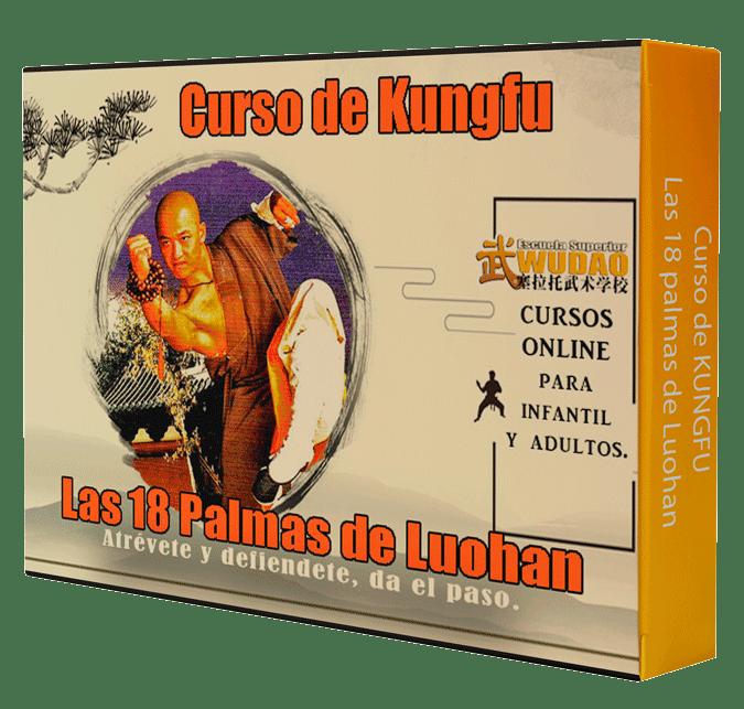 Curso de Kungfu Shaolin (少林拳 十八手) 18 palmas de Luohan