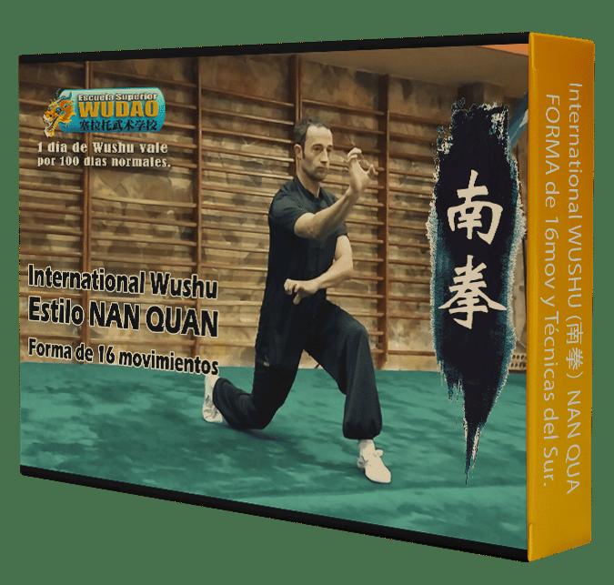 Curso de NAN QUAN Internacional (南拳) Boxeo del sur 16 mov.