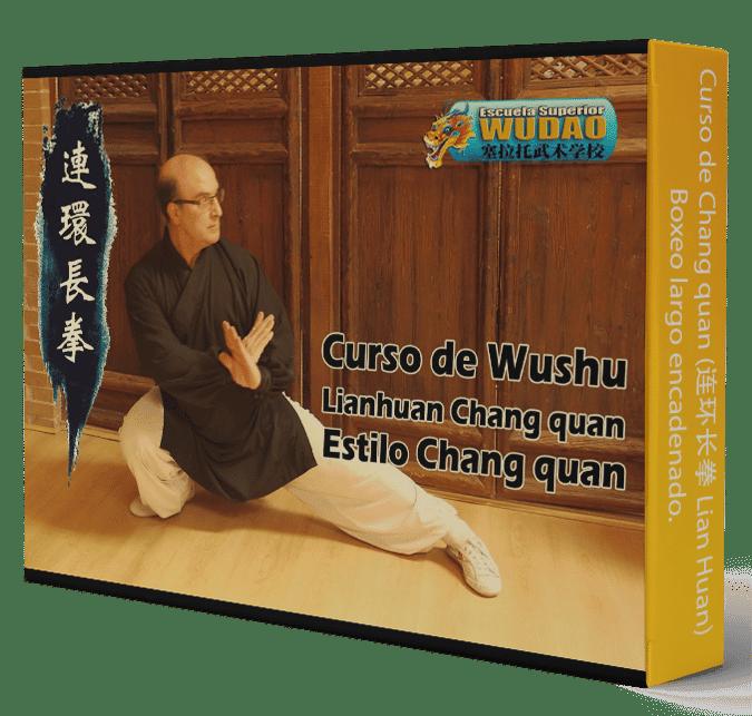 Curso de CHANG QUAN (连环 长拳 Lian Huan) Boxeo largo encadenado.